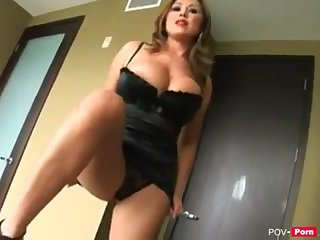 Steaming and super-naughty Milf Stepmother entices her Stepson far have fuck-fest - Suzerainty View-porno.net