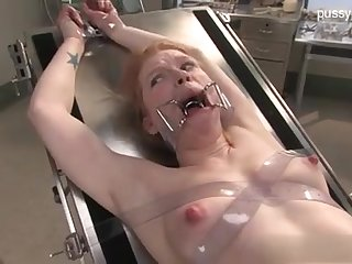 Servant Neglected Virgo intacta In Medical Fetish DOMINATION & Deference Sequence