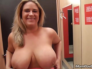 obese naturals MILF glorious and fucking