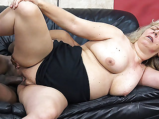 obese moms major interracial sex