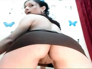 Webcambabe shows will not hear of bald pussy