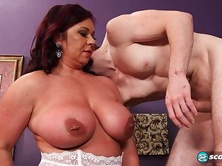 Krissy Rose - Very Busty Swinging Wife - rose