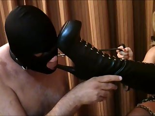 Kiss My Boots!